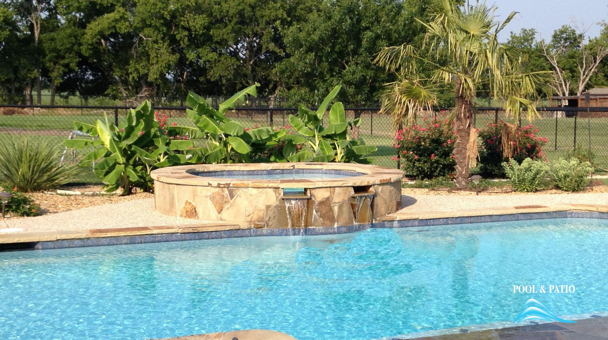 CUSTOM POOL BUILDER IN THE METROPLEX AND CENTRAL EAST TEXAS POOL