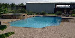 Gunite Pool #018 by Pool And Patio