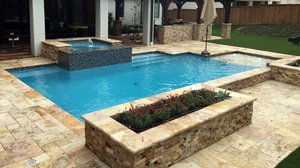 Gunite Pool #019 by Pool And Patio