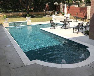 Gunite Pool #025 by Pool And Patio