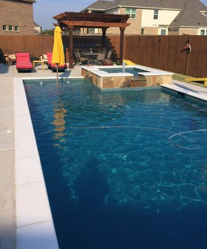 Gunite Pool #026 by Pool And Patio