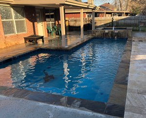 Gunite Pool #032 by Pool And Patio