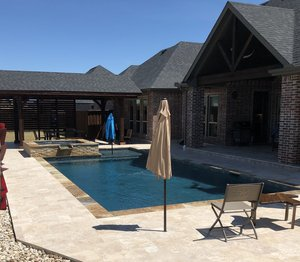 Gunite Pool #033 by Pool And Patio