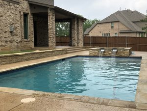 Gunite Pool #034 by Pool And Patio