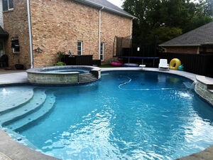 Gunite Pool #036 by Pool And Patio